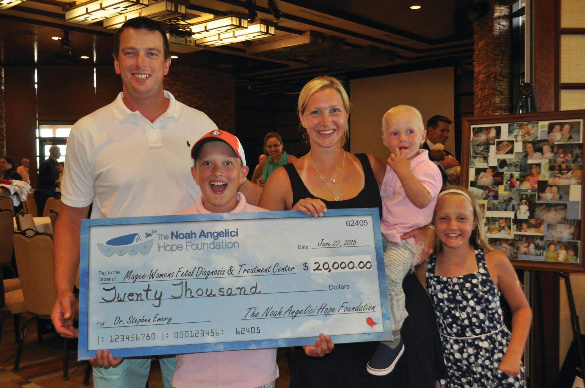 Noah Angelici Hope Foundation 13th Annual Golf Event